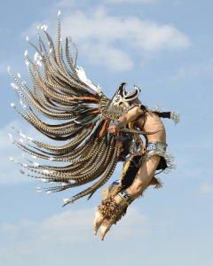 Aztec-Dancer